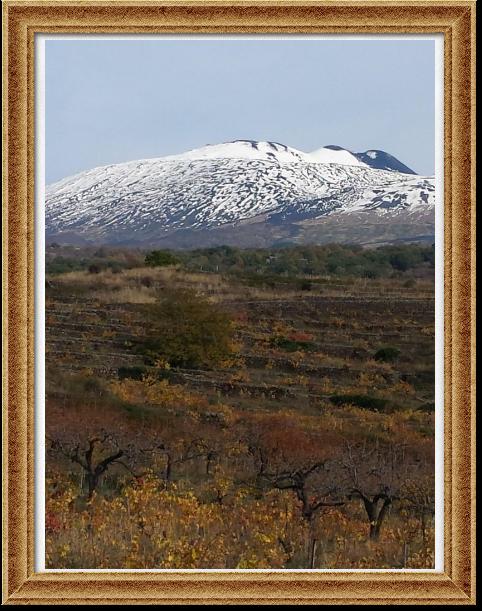 etna in cornice